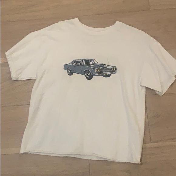 Brandy Melville motor show shirt